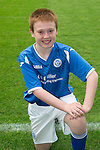 St Johnstone FC Academy Under 13's<br /> Ben Ramage<br /> Picture by Graeme Hart.<br /> Copyright Perthshire Picture Agency<br /> Tel: 01738 623350  Mobile: 07990 594431