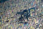 Tv camera during La Liga match. November 2, 2020. (ALTERPHOTOS/Acero)