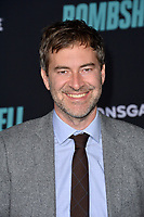 """LOS ANGELES, USA. December 11, 2019: Mark Duplass at the premiere of """"Bombshell"""" at the Regency Village Theatre.<br /> Picture: Paul Smith/Featureflash"""