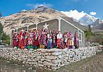 September 24, 2011.  Wakhan corridor.   Baba Tangi Women's Vocational Center.  Photo by Ellen Jaskol.