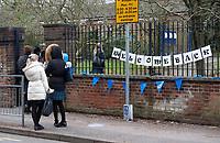 Schools return after Lockdown March 2021 - 08.03.2021