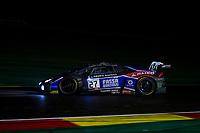 #27 DAIKO LAZARUS RACING (ITA) LAMBORGHINI HURACAN GT3 2019 SILVER CUP FABRIZIO CRESTANI (ITA) NICOLAS POHLER (DEU) KRIS RICHARD (CHE) JONATHAN CECOTTO (VEN)