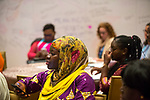 27 June, 2018, Kuala Lumpur, Malaysia : Participants at the Sexuality and Transgender programming seminar on the third day at the Girls Not Brides Global Meeting 2018 at the Kuala Lumpur Convention Centre. Picture by Graham Crouch/Girls Not Brides