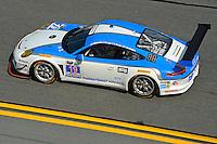22-25 January, 2015, Daytona Beach, Florida USA<br /> 19, Porsche, 911 GT America, GTD, Jim Michaelian, Matteo Beretta, Connor De Phillippi<br /> ©2015, F. Peirce Williams