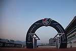 SHA TIN,HONG KONG-DECEMBER 08 : winner's circle at Sha Tin Racecourse on December 8,2017 in Sha Tin,New Territories,Hong Kong (Photo by Kaz Ishida/Eclipse Sportswire/Getty Images)