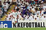 AL AIN (UAE) vs AL AHLI (KSA) during the 2016 AFC Champions League Group D Match Day 3 match on 16 March 2016 at the Hazza Bin Zayed Stadium in Al Ain, UAE. Photo by Stringer / Lagardere Sports