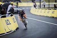 Jasper Philipsen (BEL/Alpecin-Fenix)<br /> <br /> Stage 5 (ITT): Time Trial from Changé to Laval Espace Mayenne (27.2km)<br /> 108th Tour de France 2021 (2.UWT)<br /> <br /> ©kramon