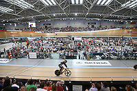 A general view during the UCI Cycling World Cup at the Avantidrome, Cambridge, New Zealand, Sunday, December 06, 2015. Credit: Dianne Manson/CyclingNZ/UCI