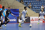 Vic Vippers vs Nagoya Oceans during the 2014 AFC Futsal Club Championship Group Stage A match on August 26, 2014 at the Shuangliu Sports Centre in Chengdu, China. Photo by World Sport Group