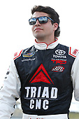 NASCAR Camping World Truck Series<br /> M&M's 200 presented by Casey's General Store<br /> Iowa Speedway, Newton, IA USA<br /> Friday 23 June 2017<br /> Jesse Little, Triad CNC Toyota Tundra<br /> World Copyright: Brett Moist<br /> LAT Images