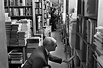 BUYING BOOKS LONDON 1970S