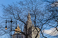 america,New York,  Manhattan, historical building