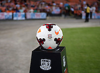 Nike Ball. The USWNT defeated Mexico, 7-0, during an international friendly at RFK Stadium in Washington, DC.  The USWNT defeated Mexico, 7-0.