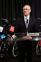 Montreal Mayor Gerald Tremblay in 2012.