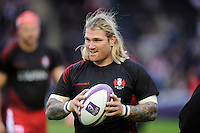 Richard Hibbard of Gloucester Rugby