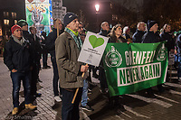 Monthly Grenfell Silent walk to remember the victims and demand justice 14-11-19