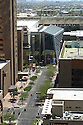AJ Alexander/AJAimages - Downtown Phoenix, Arizona.Phoenix Civic Center.Photo by AJ Alexander