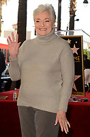 LOS ANGELES - JAN 9:  Lee Meriwether at the Burt Ward Star Ceremony on the Hollywood Walk of Fame on JANUARY 9, 2020 in Los Angeles, CA