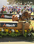 02 October 2010.  Christopher Burton and Holstein Park Leilani from Australia.