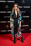 Manuela Velles attends to 'El Arbol de la Sangre' premiere at Capitol cinema in Madrid, Spain. October 24, 2018. (ALTERPHOTOS/A. Perez Meca)