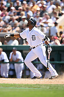 March 21st 2008:  Gary Sheffield of the Detroit Tigers during Spring Training at Joker Marchant Stadium in Lakeland, FL.  Photo by:  Mike Janes/Four Seam Images