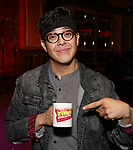 George Salazar attends the Feinstein's/54 Below Press Preview on October 3, 2018 at Feinstein's/54 Below in New York City.