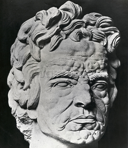 Beethoven Ramon Barba (1767-1831 Spanish)