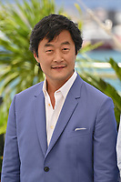 CANNES, FRANCE. July 13, 2021: Stephen Park at the photocall for Wes Anderson's The French Despatch at the 74th Festival de Cannes.<br /> Picture: Paul Smith / Featureflash