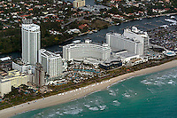 aerial photograph Miami Beach, Florida