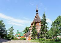 orthodoxes Kloster Püthtsa in Kuemäe, Estland, Europa