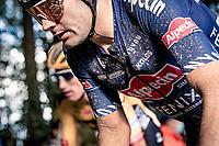 Gianni Vermeersch (BEL/Alpecin-Fenix)<br /> <br /> 82nd Gent-Wevelgem in Flanders Fields 2020 (1.UWT)<br /> 1 day race from Ieper to Wevelgem (232km)<br /> <br /> ©kramon