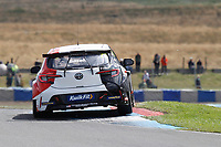 Round 5 of the 2021 British Touring Car Championship. #23 Sam Smelt. Toyota Gazoo Racing UK. Toyota Corolla GR Sport.