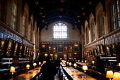Oxford University<br /> Oxford, United Kingdom<br /> November 29, 2018<br /> <br /> Christ Church college Hall