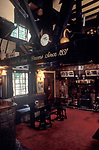 The Old Bell, Inkberrow, Hereford and Worcester. England. 1990s 1991
