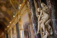 France, Haute-Garonne (31), Toulouse, Capitole, hôtel de ville, salle des Illustres // France, Haute Garonne, Toulouse, Capitole, hôtel de ville, salle des Illustres