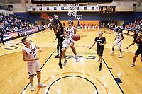SAN ANTONIO, TX - OCTOBER 30, 2019: The Texas A&M International University Dustdevils fall to the University of Texas at San Antonio Roadrunners 89-60 at the Historic UTSA Convocation Center. (Photo by Jeff Huehn)