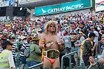 HSBC Hong Kong Rugby Sevens 2017 on 08 April 2017 in Hong Kong Stadium, Hong Kong, China. Photo by Marcio Rodrigo Machado / Power Sport Images