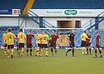Varsity 2012 Football 1 (Men) University of Sheffield v Sheffield Hallam at Sheffield Wednesday FC Hillsborough Stadium 280312 score 0-2
