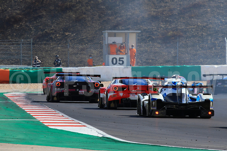 #7 NIELSEN RACING (GBR) DUQUEINE M30  D08 NISSAN LMP3 ANTHONY WELLS (GBR) COLIN NOBLE (GBR)