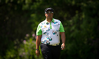 Kiradech Aphibarnrat (Thailand) during Practice Day at BMW PGA Championship Wentworth Golf at Wentworth Drive, Virginia Water, England on 22 May 2018. Photo by Andy Rowland.