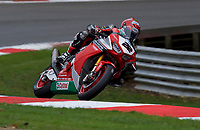 Jason O'Halloran (22) of Honda Racing during 2nd practice in the MCE BRITISH SUPERBIKE Championships 2017 at Brands Hatch, Longfield, England on 13 October 2017. Photo by Alan  Stanford / PRiME Media Images.