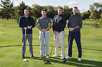 From left are Nick Clews, Rob Sharman, Dan Collins and Tom Wallbank of Team GF Tomlinson