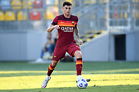 Roger Ibanez of AS Roma during the friendly football match between Frosinone calcio and AS Roma at Benito Stirpe stadium in Frosinone (Italy), September 9th, 2020. AS Roma won 4-1 over Frosinone Calcio. Photo Andrea Staccioli / Insidefoto