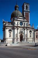 Kirche auf Monte Berico, Vicenza,  Venetien, Italien, Unesco-Weltkulturerbe
