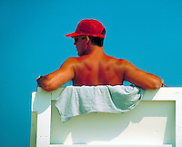 Lifeguard, Cape Cod National Seashore, MA
