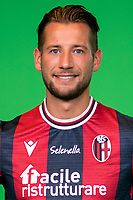 Mitchell Dijks of Bologna FC