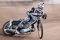 Kim Nilsson of Lakeside Hammers - Lakeside Hammers Press & Practice Day at the Arena Essex Raceway, Pufleet - 20/03/15 - MANDATORY CREDIT: Rob Newell/TGSPHOTO - Self billing applies where appropriate - 0845 094 6026 - contact@tgsphoto.co.uk - NO UNPAID USE