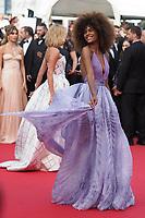 "Tina Kunakey<br /> ""The Beguiled"" Red Carpet<br /> Festival de Cannes 2017"