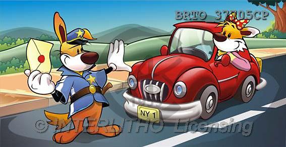 Alfredo, CUTE ANIMALS, puzzle, paintings(BRTO37705CP,#AC#) illustrations, pinturas, rompe cabeza