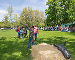 Roop Day in Susanville Ca. Friday afternoon, May 13, 2016.